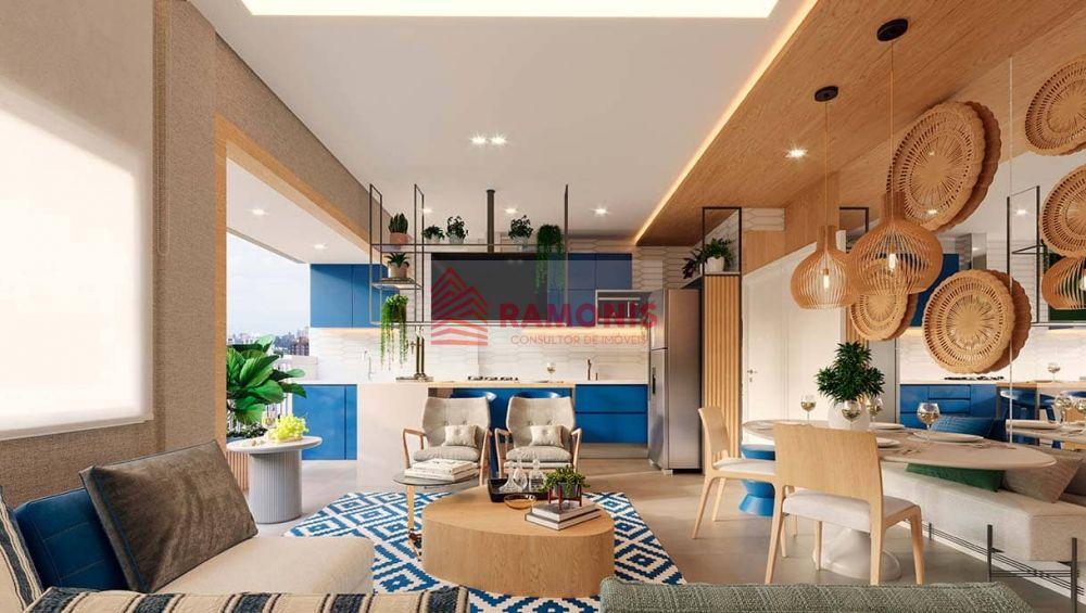 Apartamento Green Valley Alphaville 1 dormitorios 1 banheiros 1 vagas na garagem